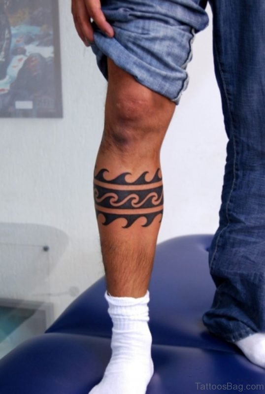 Outstanding Tribal Tattoo