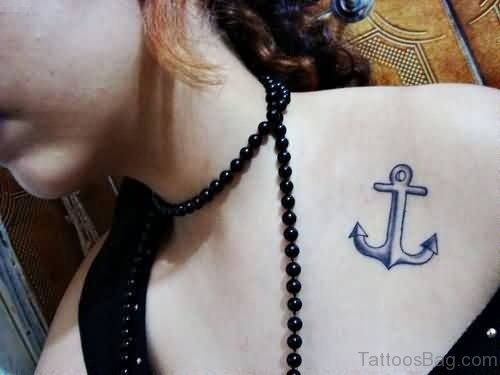 Perfect Anchor Tattoo