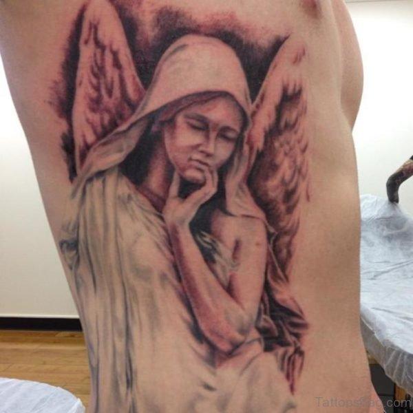 Perfect Angel Tattoo