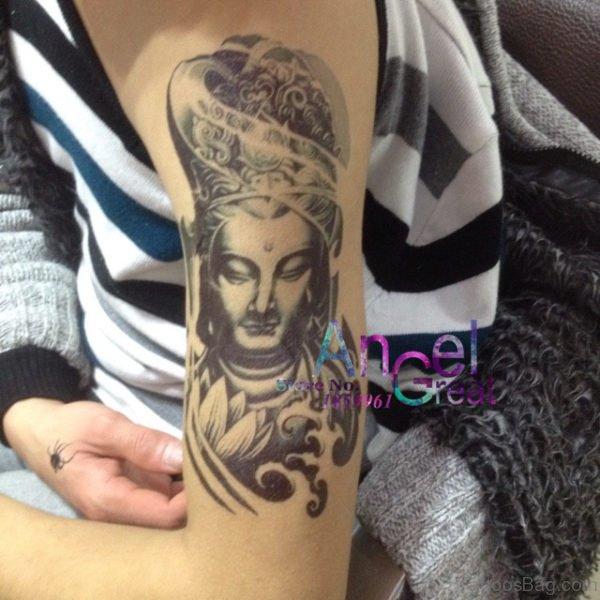 Perfect Buddha Tattoo