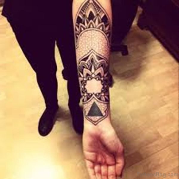 Perfect Mandala Tattoo