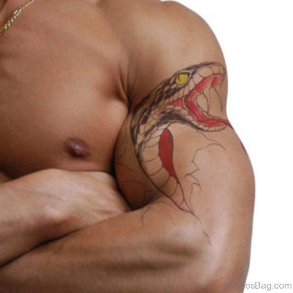 Perfect Snake Tattoo