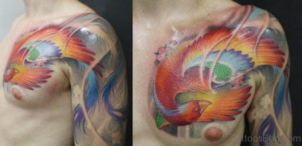 Phoenix Tattoo Image