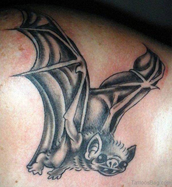 Picture Of Bat Tattoo