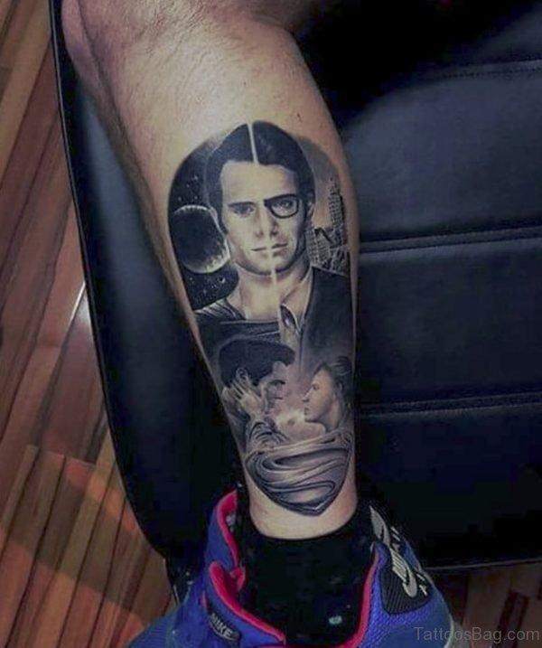 Portrait Tattoo Image