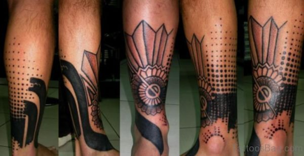 Ravishing Tribal Tattoo
