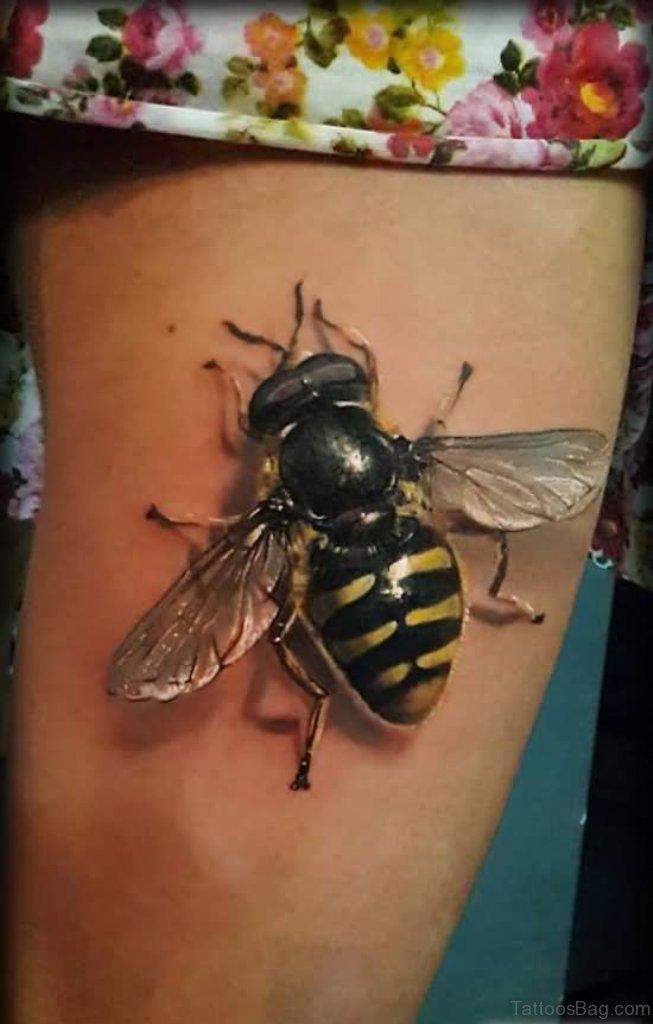 Method man killer bee tattoo - photo#43