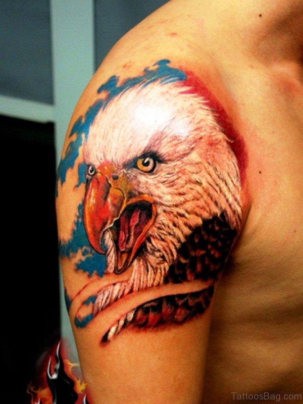Realistic American Tattoo Design