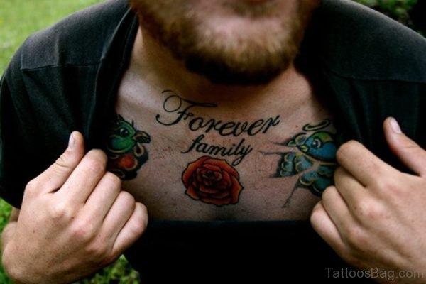 Red Rose Forever Family