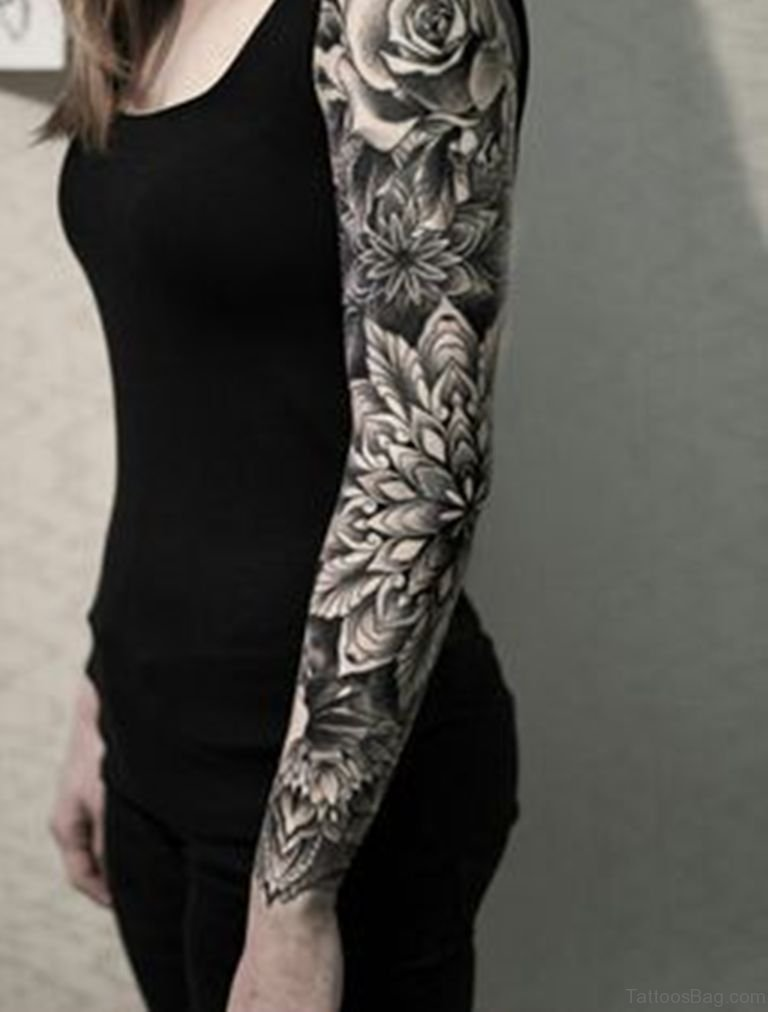 89 Ultimate Mandala Tattoos For Full Sleeve