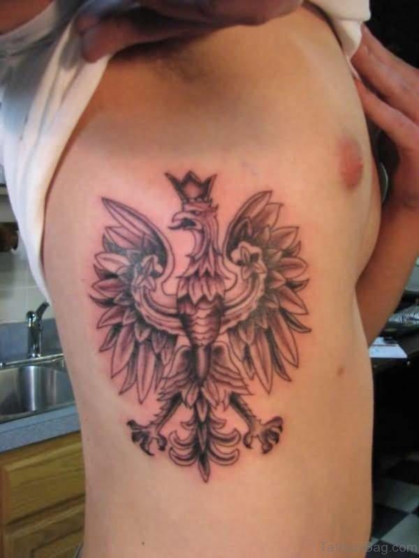 Royal Eagle Tattoo
