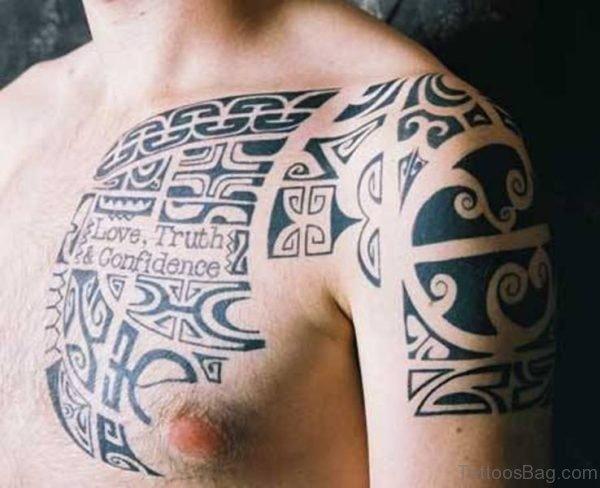 Samoan Nice Tattoo