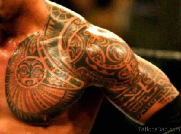 Samoan Tattoo For Men