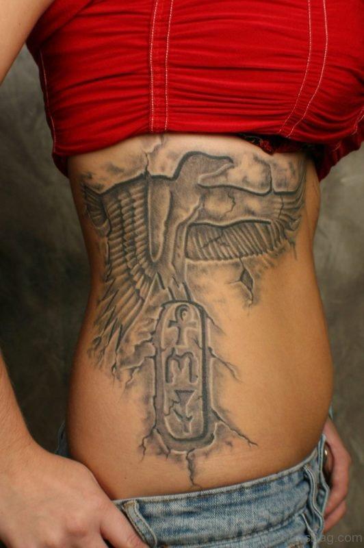 Sexy Egyptian Tattoo