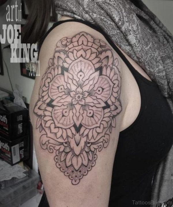 Sexy Mandala Tattoo