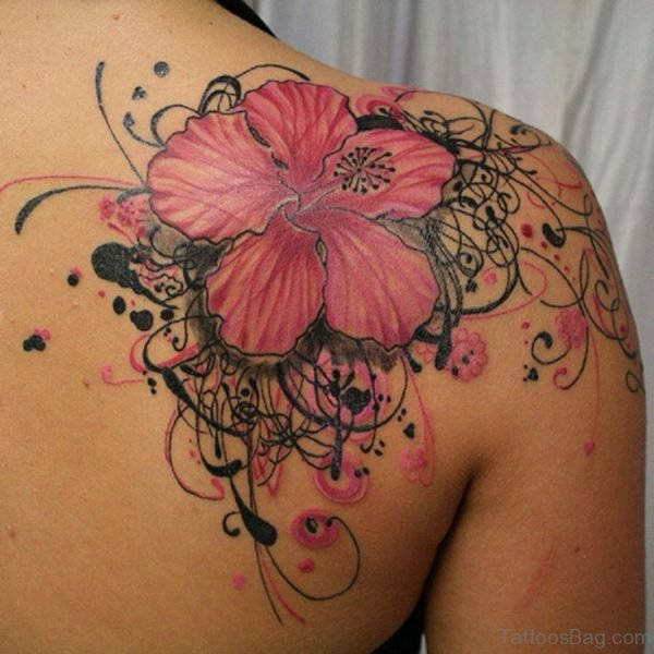 883a6df32906e 48 Nice Shoulder Blade Tattoos