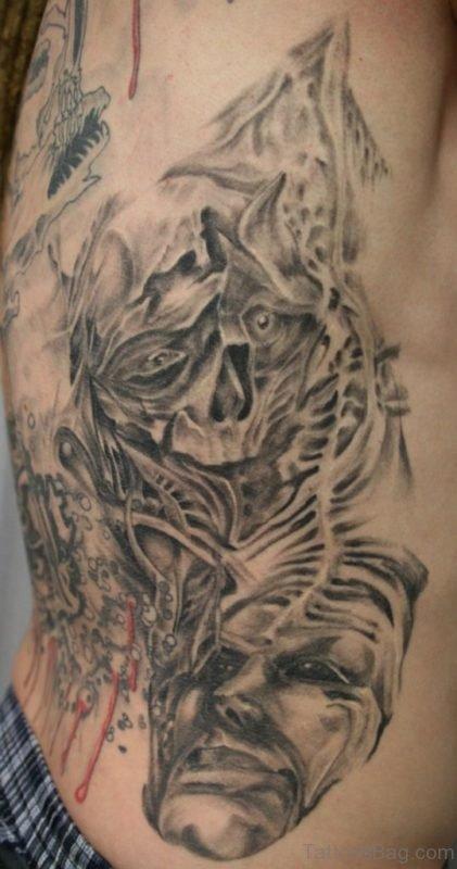 Skull Tattoo Design Image