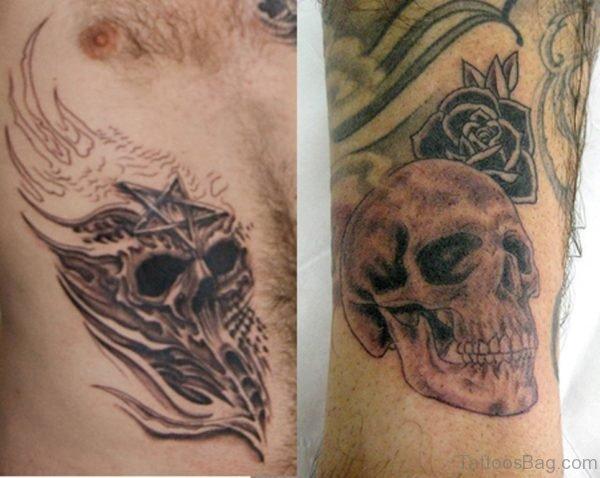 Skull Tattoo Image