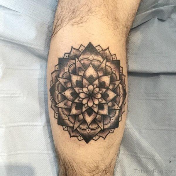 Small Mandala Tattoo