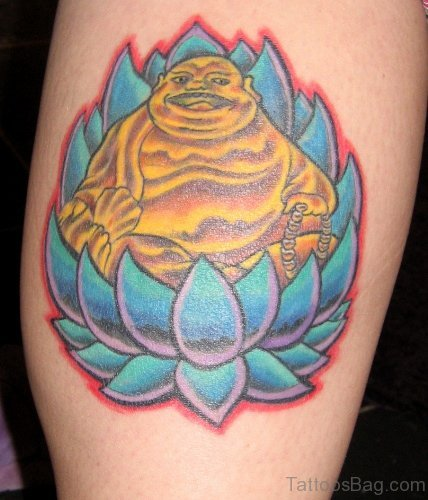 20 Simple Buddha Tattoos For Shoulder