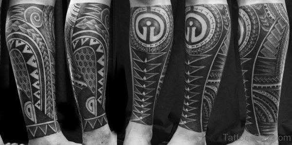 Stuning Tribal Tattoo