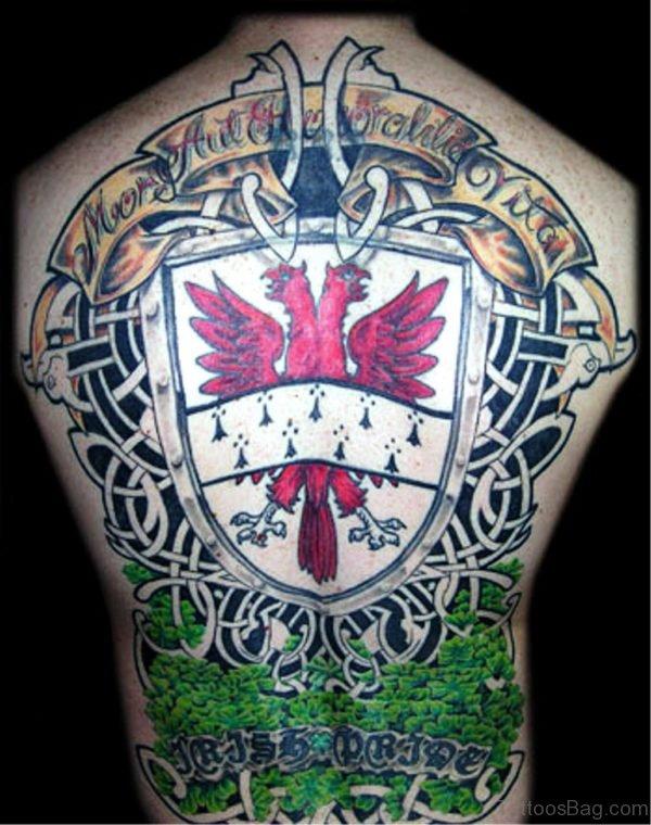 Stunning Celtic Tattoo