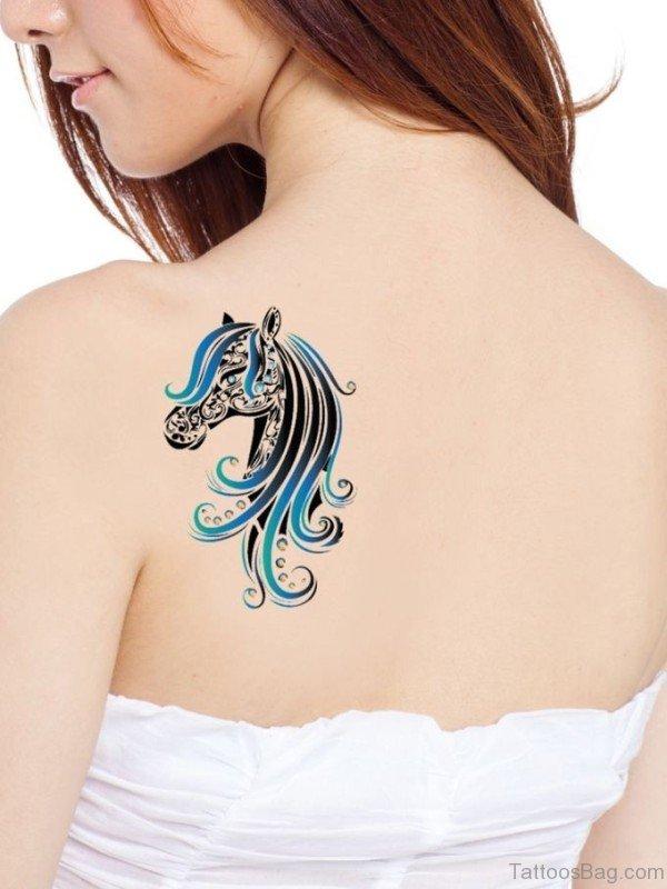 Stunning Colored Tattoo Design