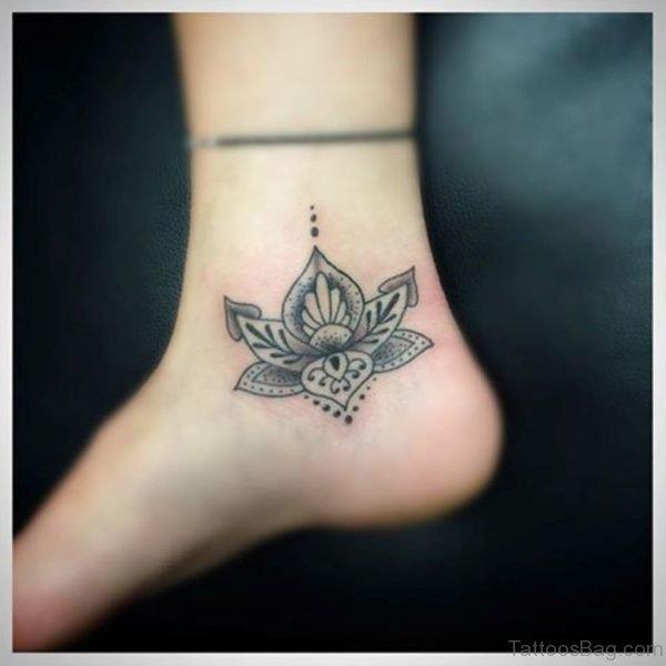 Stunning Lotus Tattoo