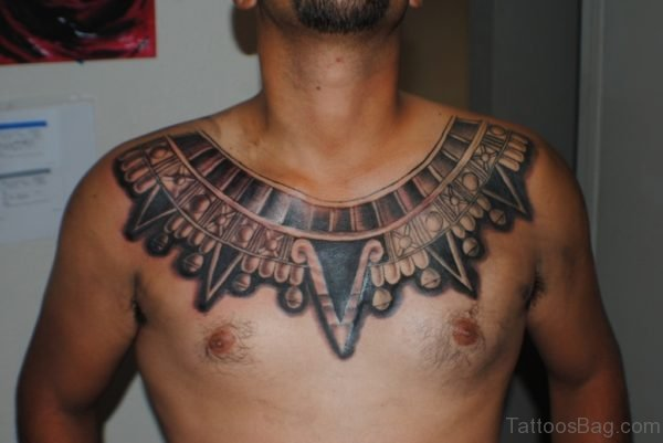 Stylish Egyptian Tattoo