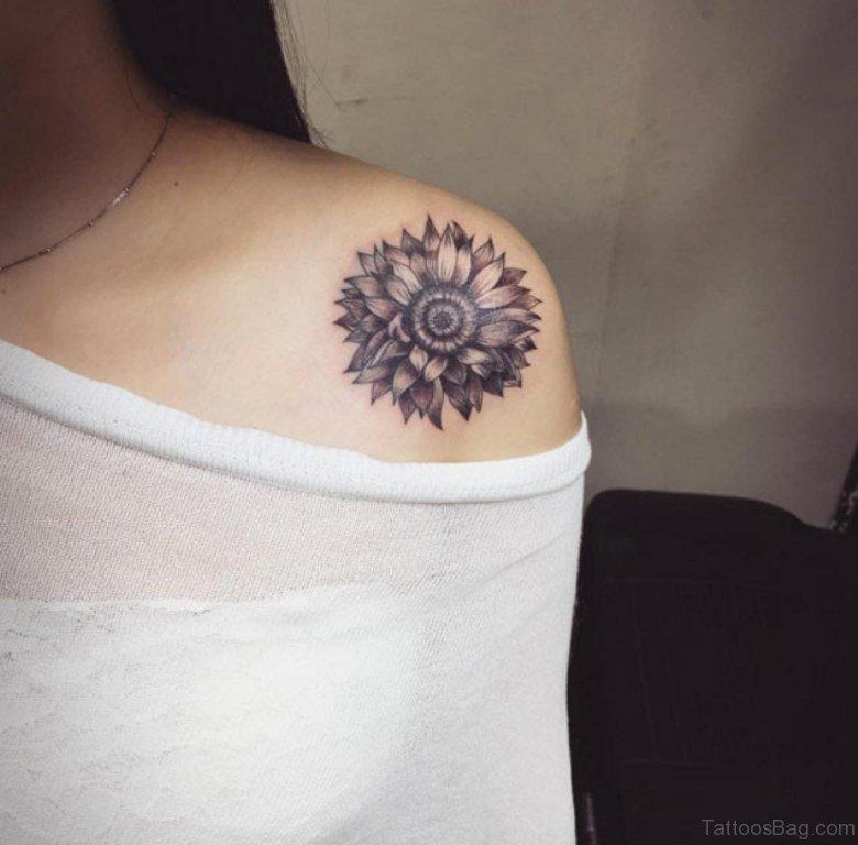 Tattoo designs shoulder women