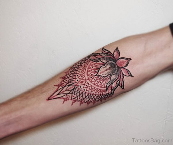 Superb Mandala Tattoo