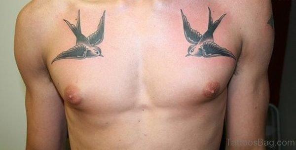 Swallows Tattoo Design