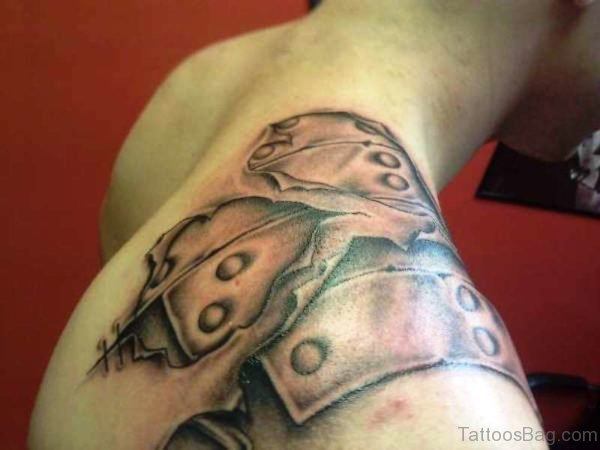 Sweet Armour Designer Tattoo