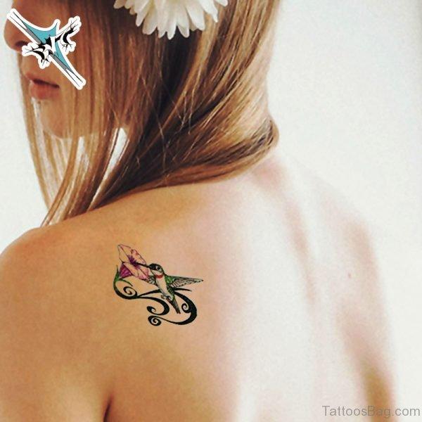 Sweet Bird Designer Tattoo