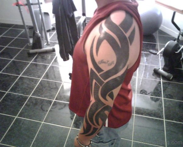 Sweet Hawaiian Tribal Tattoo