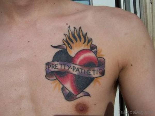 Sweet Heart Tattoo