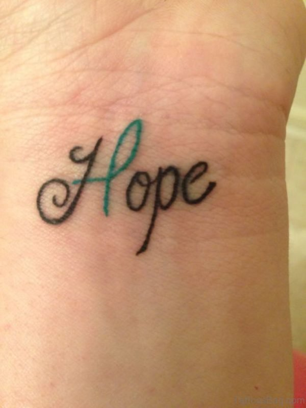 Sweet Hope Tattoo