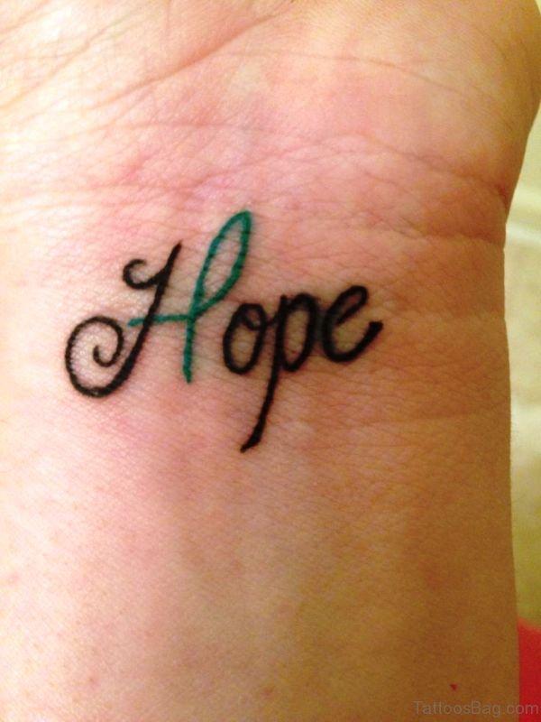 Sweet Hope Tattoo