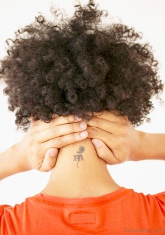 Symbol Word Tattoo