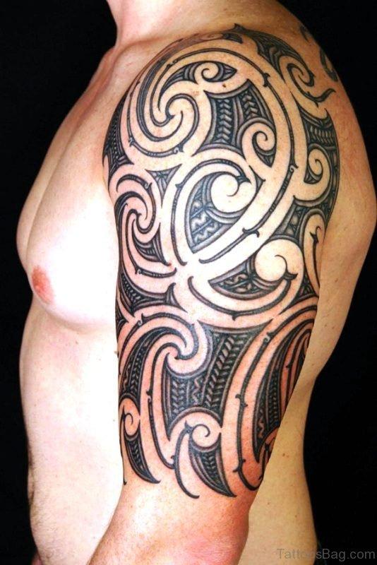 Tattoo Design On Shoulder