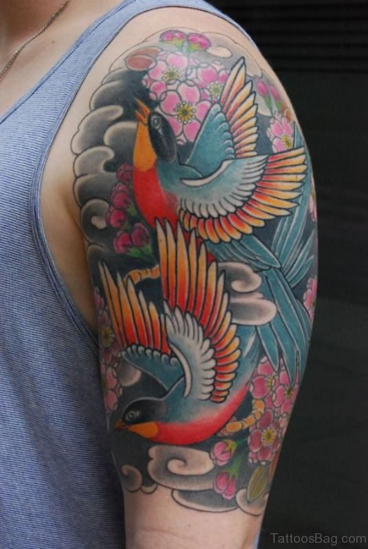 Tattoo In Japanese Style