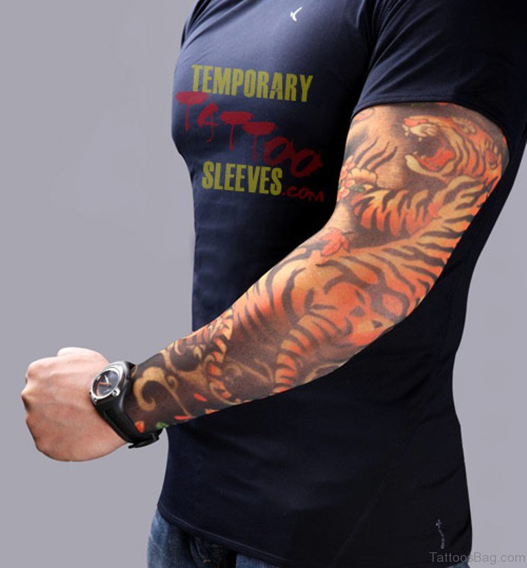 02abe3d24 60 Perfect Full Sleeve Tattoo For Men