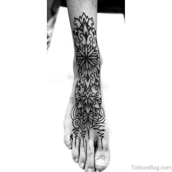 Top Class Geometric Tattoo