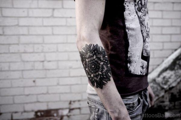Top Class Mandala Tattoo Design