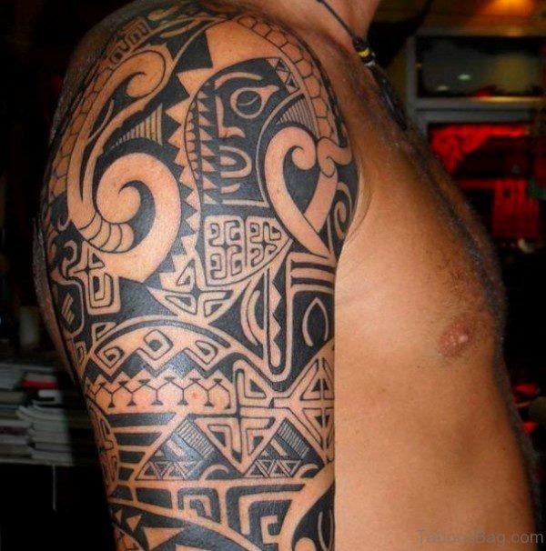 Tradition Tribal Tattoo