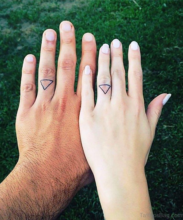 Finger Tatoos
