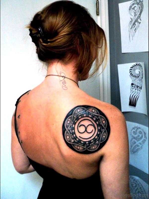 Tribal Celtic Hybrid Tattoo