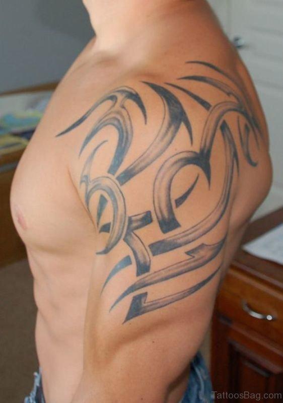 Tribal Design Tattoo