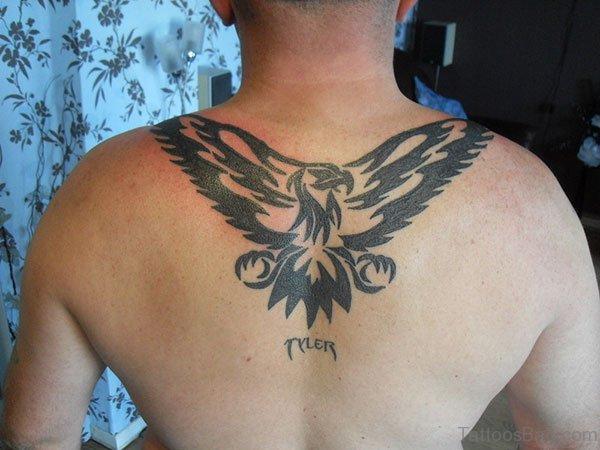 195e6eb56 92 Good Looking Eagle Tattoos For Back