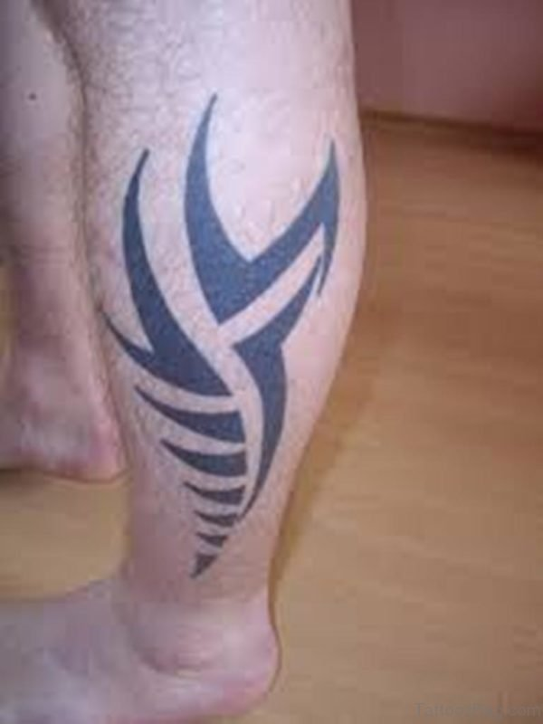 Tribal Knot Tattoo
